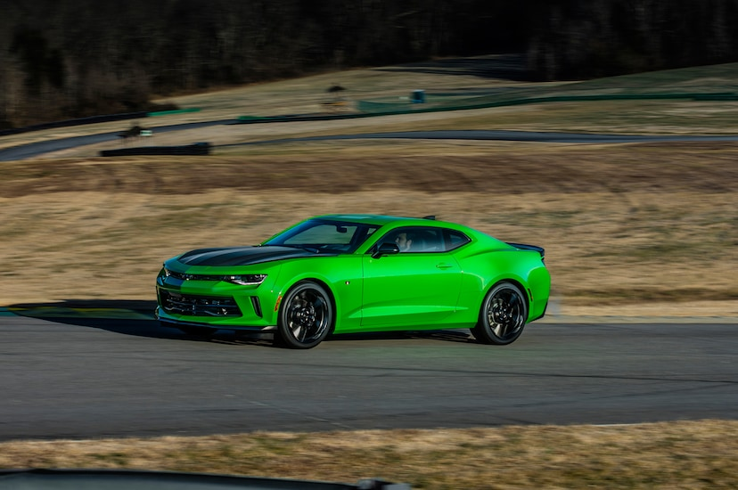 12 Things You Didn't Know About the 2017 Chevrolet Camaro