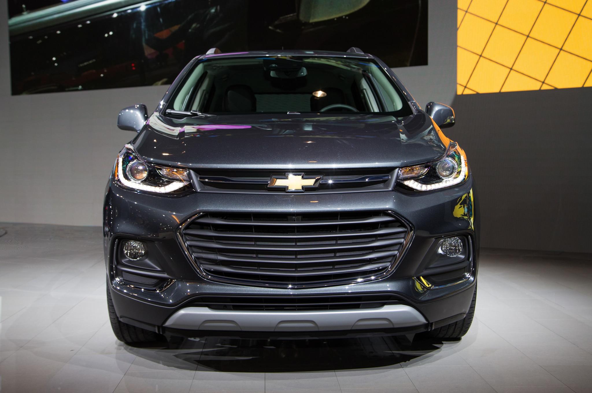 First Drive: 2017 Chevrolet Trax | Automobile Magazine