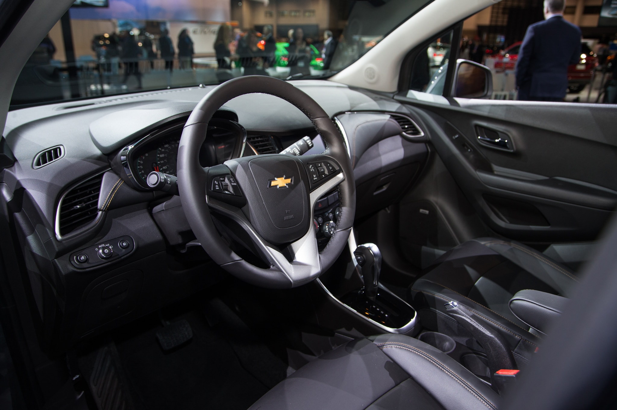 2017 Chevrolet Silverado 1500 Msrp >> 2017 Chevrolet Trax Gets a Fresh Face, New Safety Gear