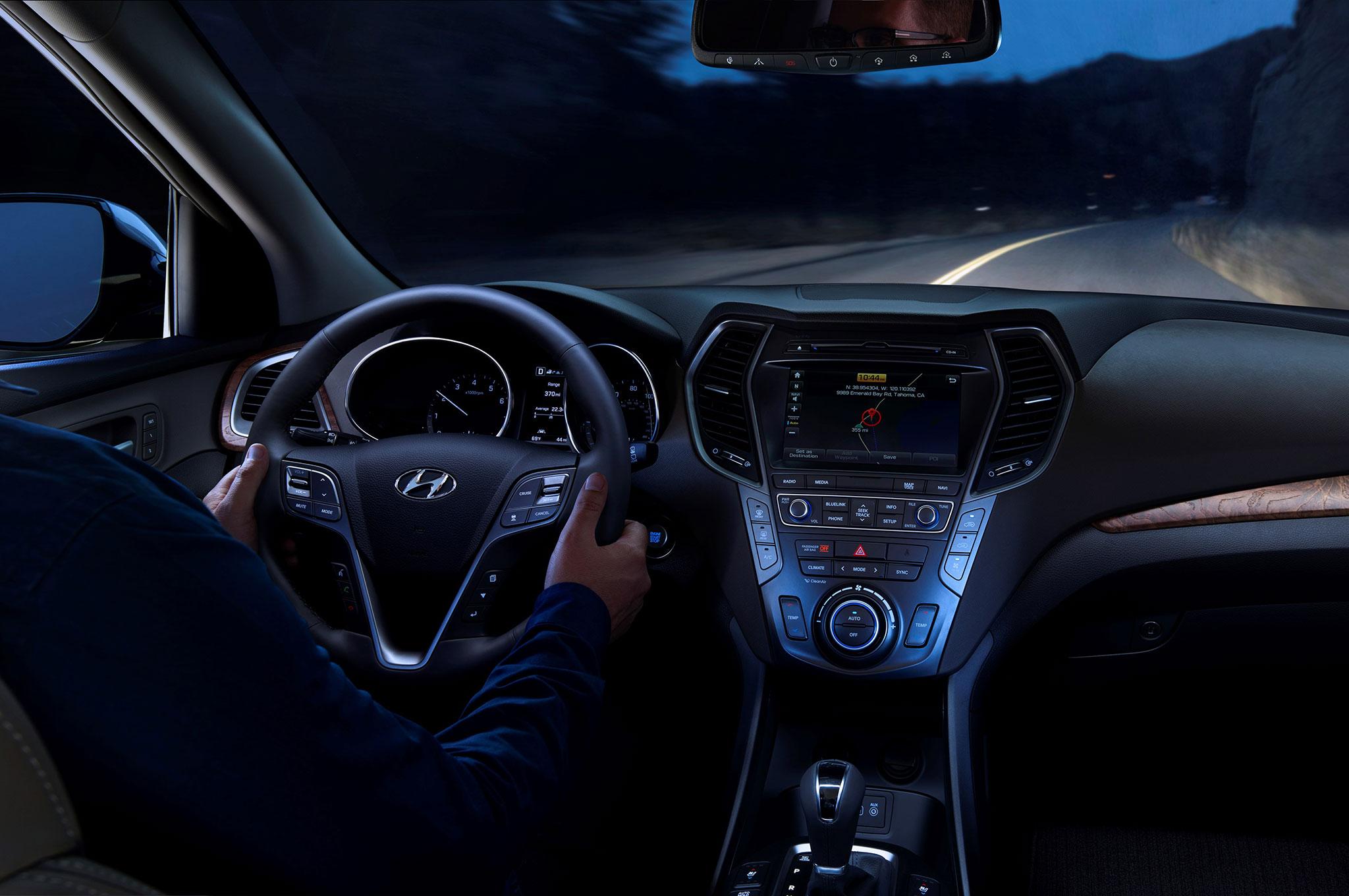 2017 Hyundai Santa Fe Santa Fe Sport Refreshed Gain More
