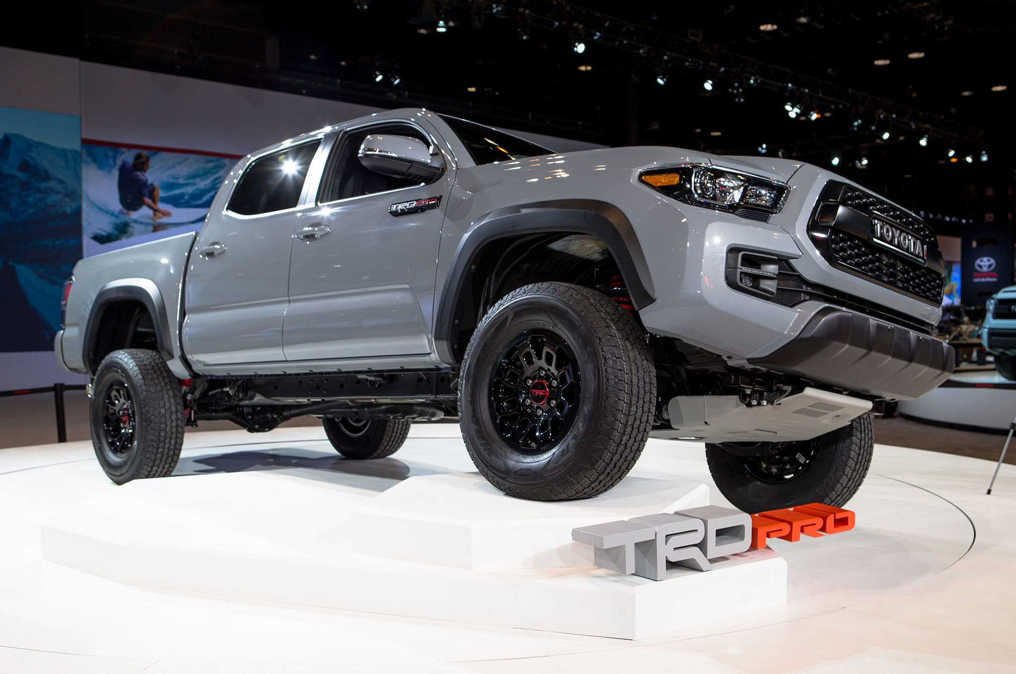 Six Things You Didn T Know About The 2017 Toyota Tacoma Trd Pro