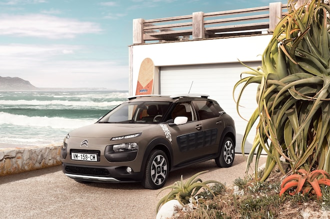 Hang Ten With The Citroen C4 Cactus Rip Curl Special Edition