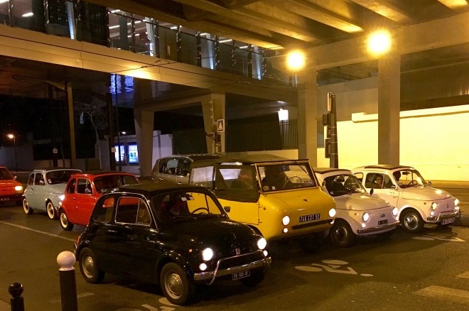 Fiat Cinquecento group