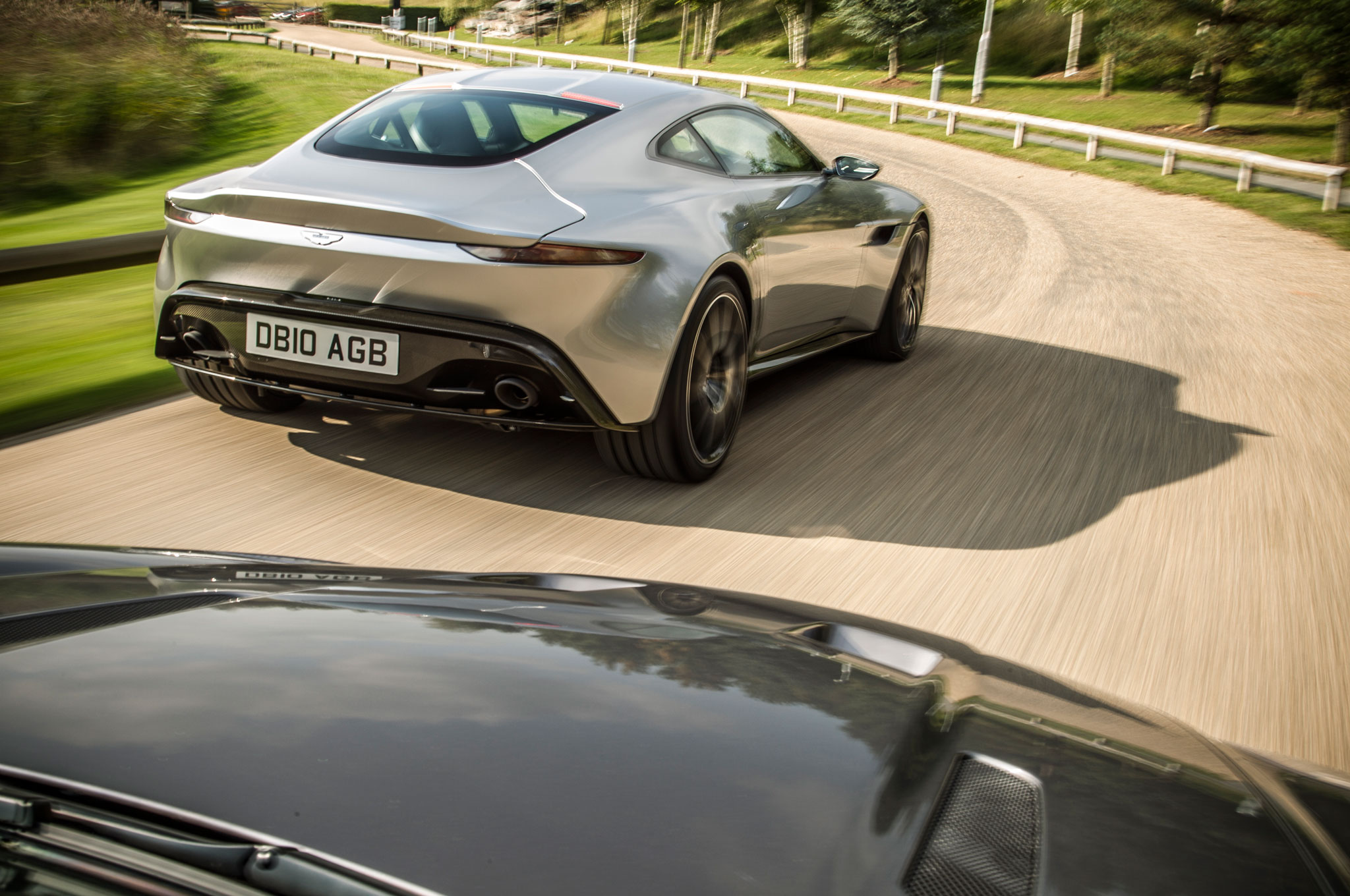 """Aston Martin DB10 from """"Spectre"""" Sells for $3.5 Million"""