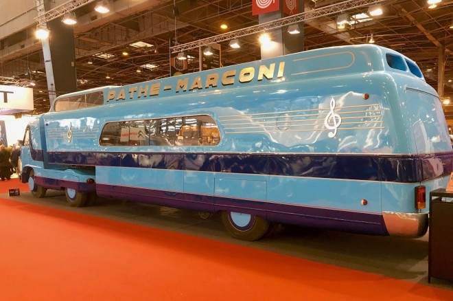 Pathe Marconi Super Car