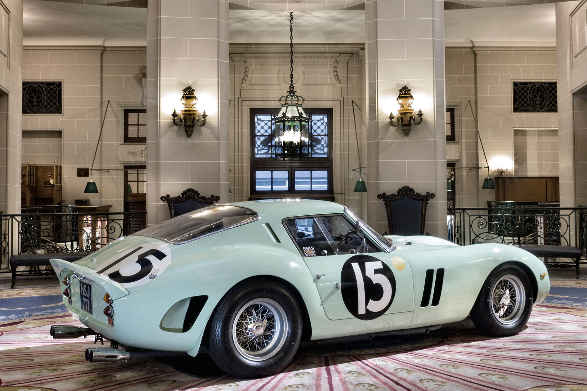 Top 10 Cars of the Royal Automobile Club