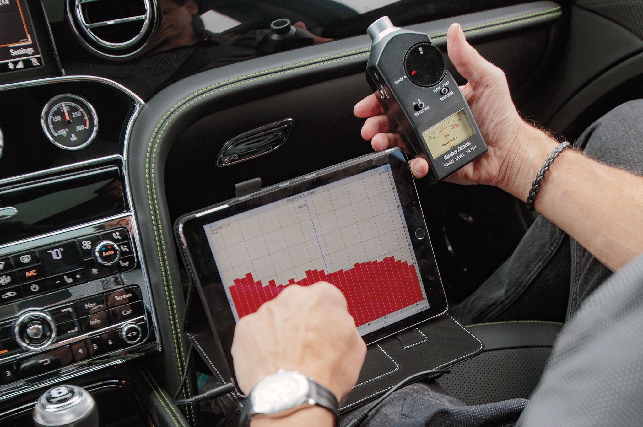 Sonic Booms Putting 8 Of The Best Car Audio Systems To The Test