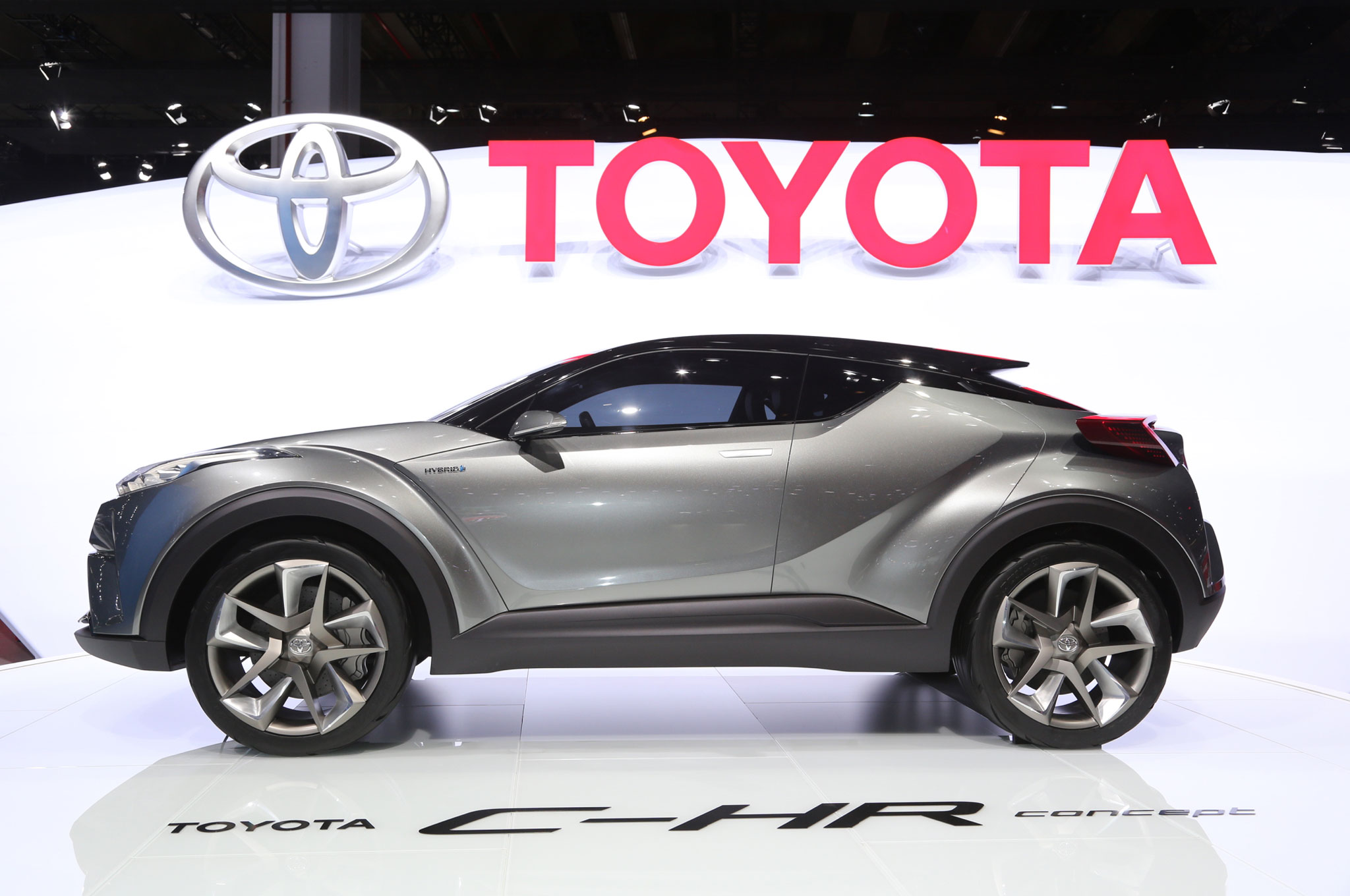 Though Toyota