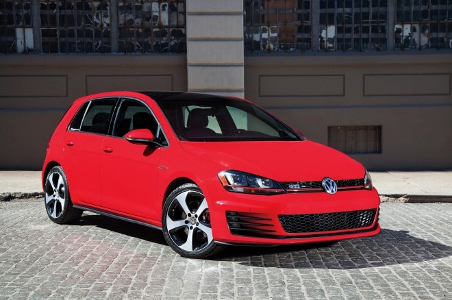 Volkswagen Golf GTI MKVII