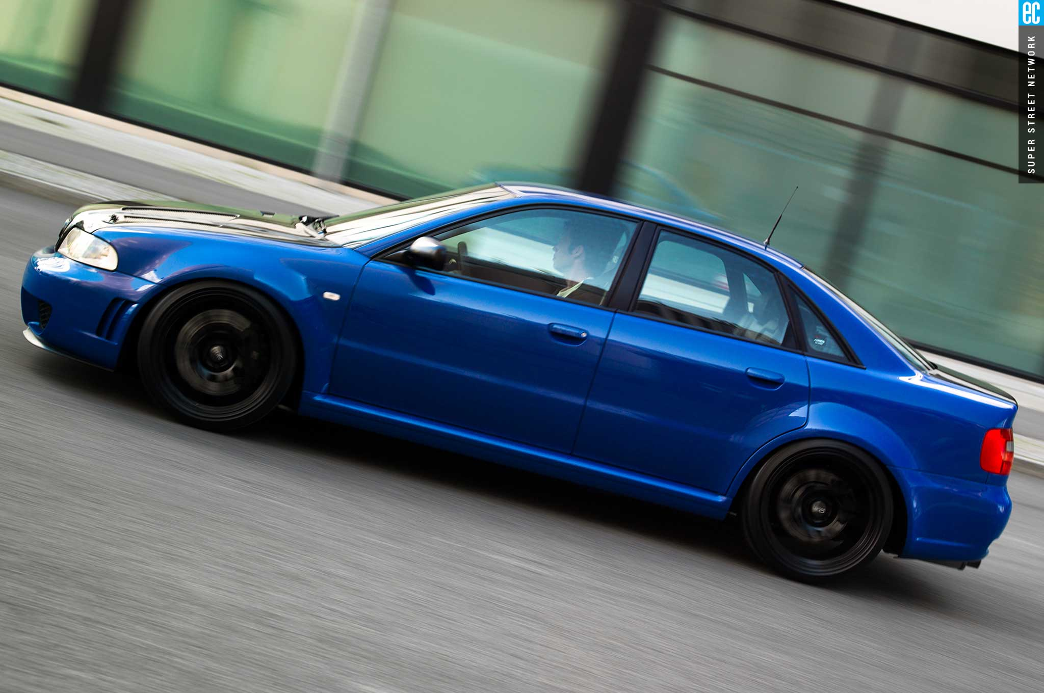 Building the B5-Generation Audi RS4 Sedan that Audi Never Offered