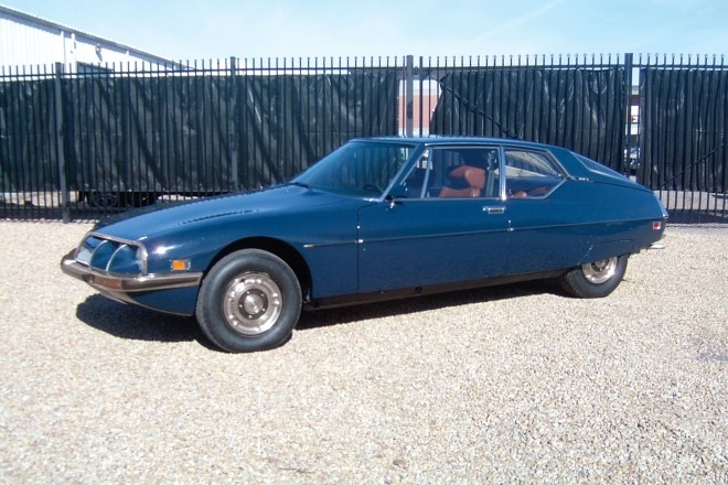 1972 Citroen SM Coupe