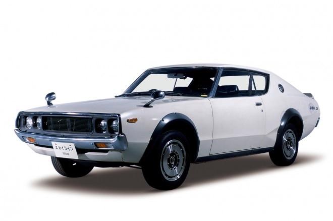 1973 Nissan Skyline GT R C110 front three quarter