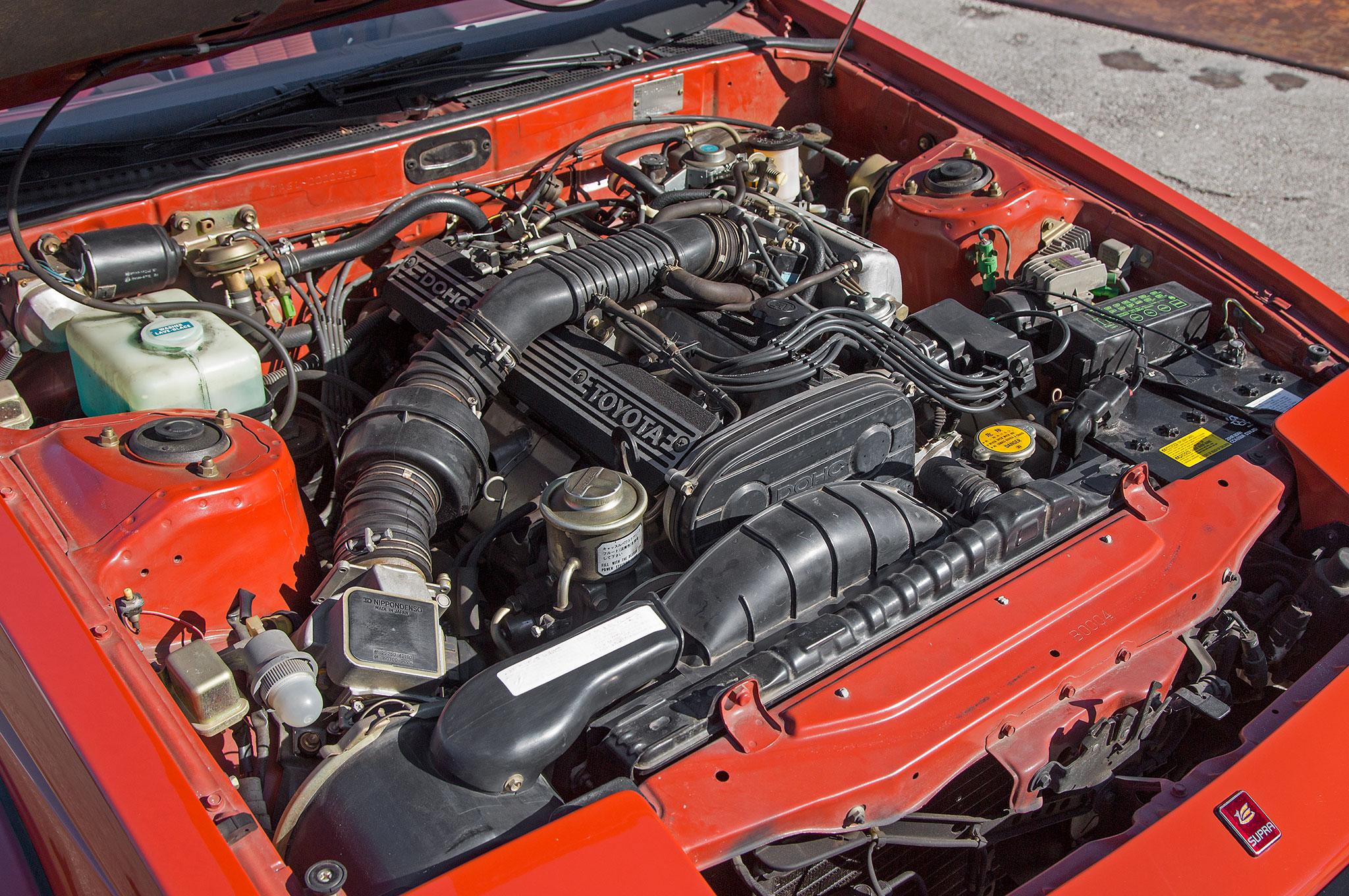 Collectible Classic: 1982–1986 Toyota Celica Supra