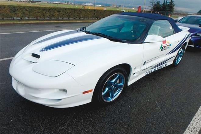 1999 Pontiac Trans Am WS6 30th Anniversary