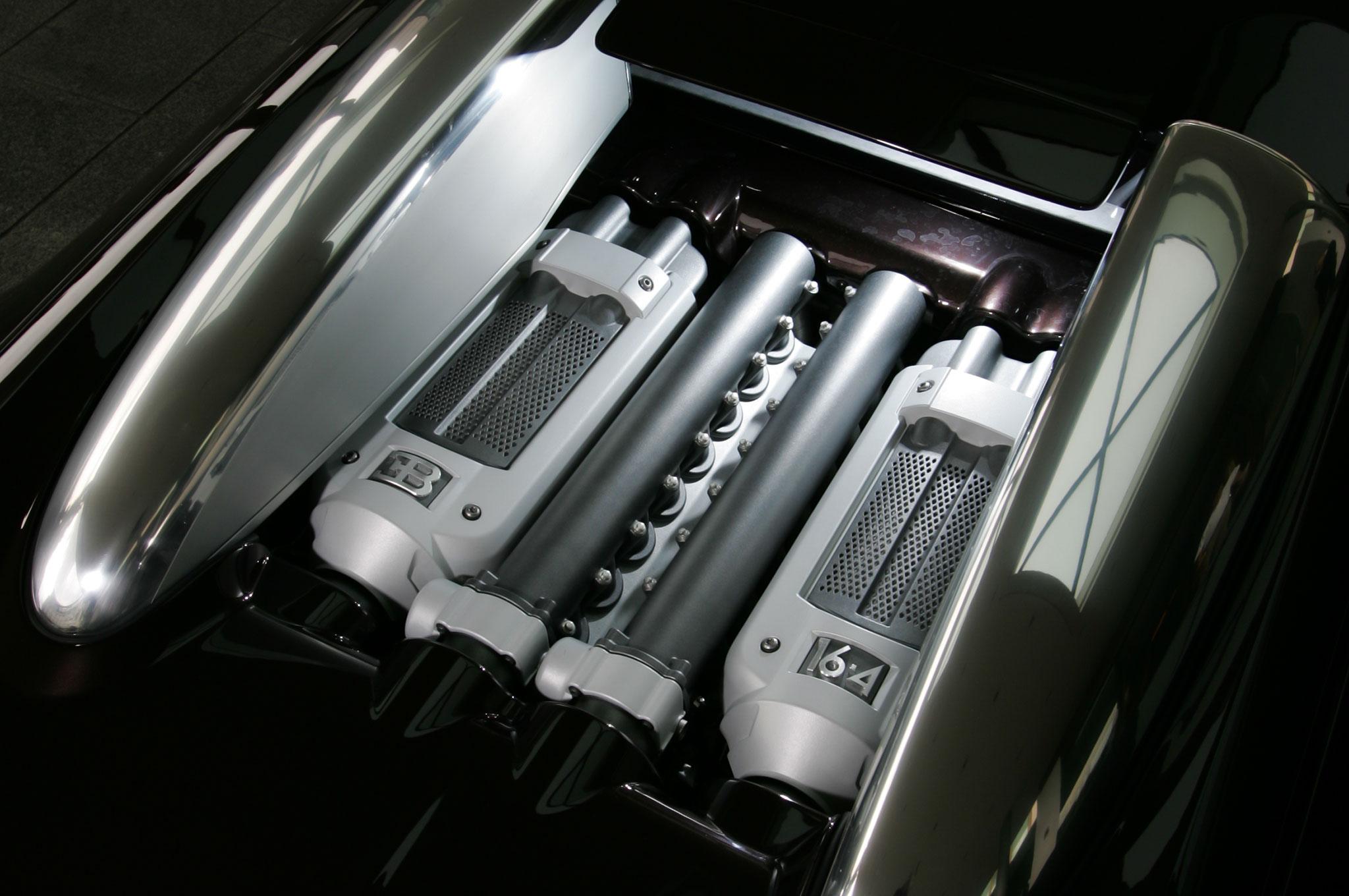 2005 Bugatti Veyron Eb 16 4 Review