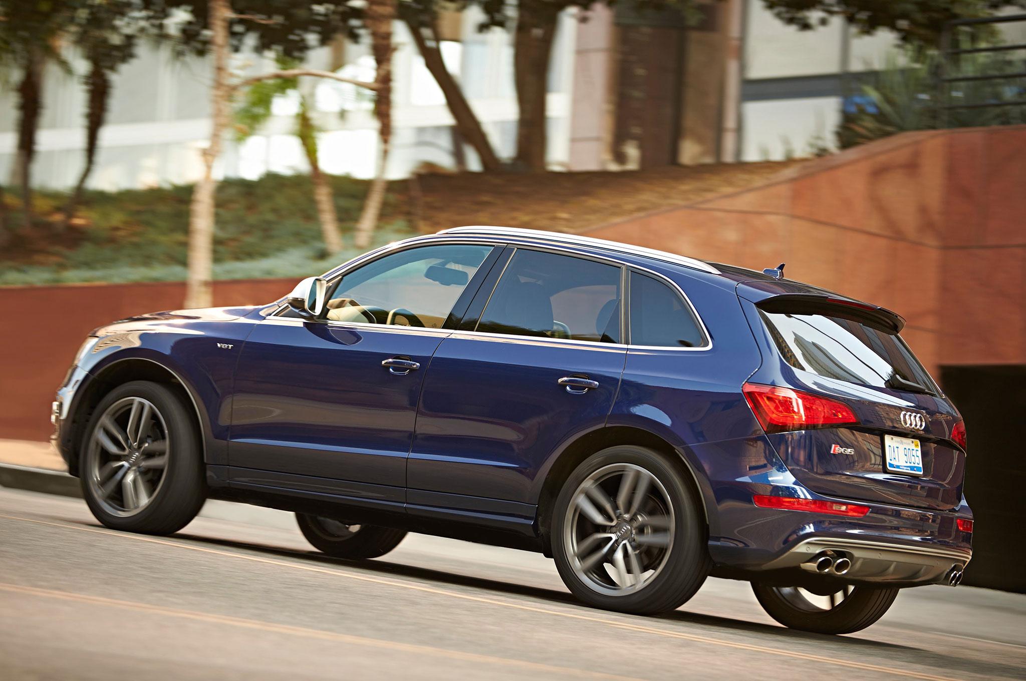 Audi Sq5 Weight