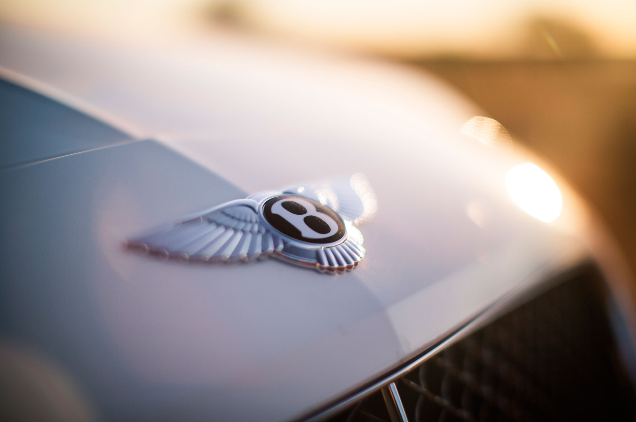 Against the Tide at 200 MPH in a Bentley Continental GT Speed
