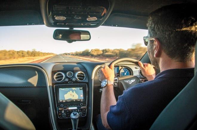 2016 Bentley Continental GT Speed cabin 01