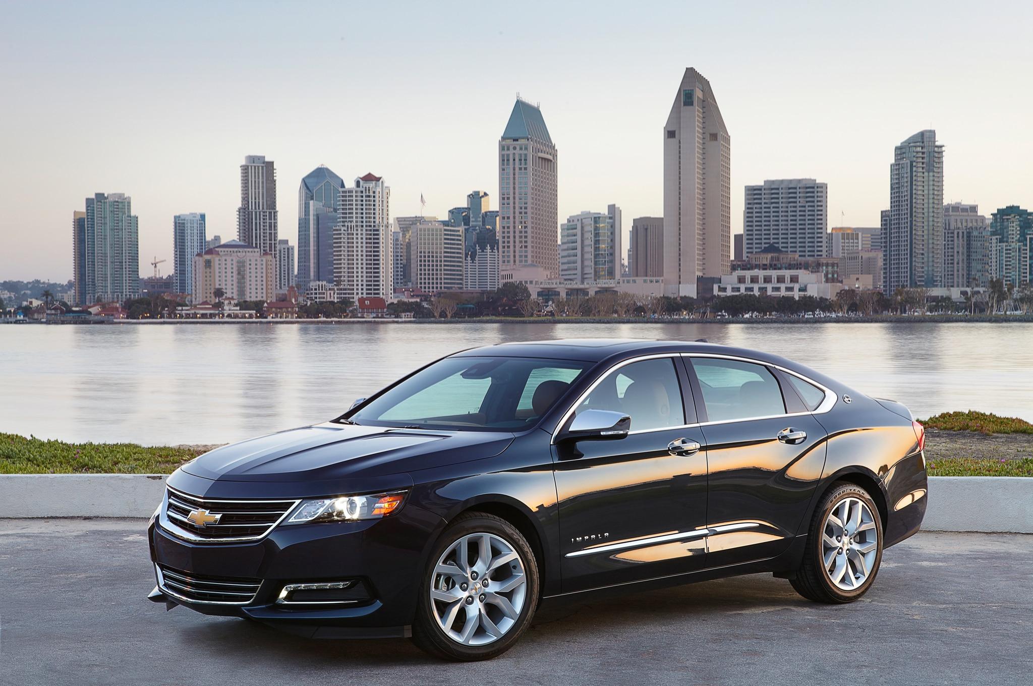 2015 Chevrolet Impala Bi-Fuel Review