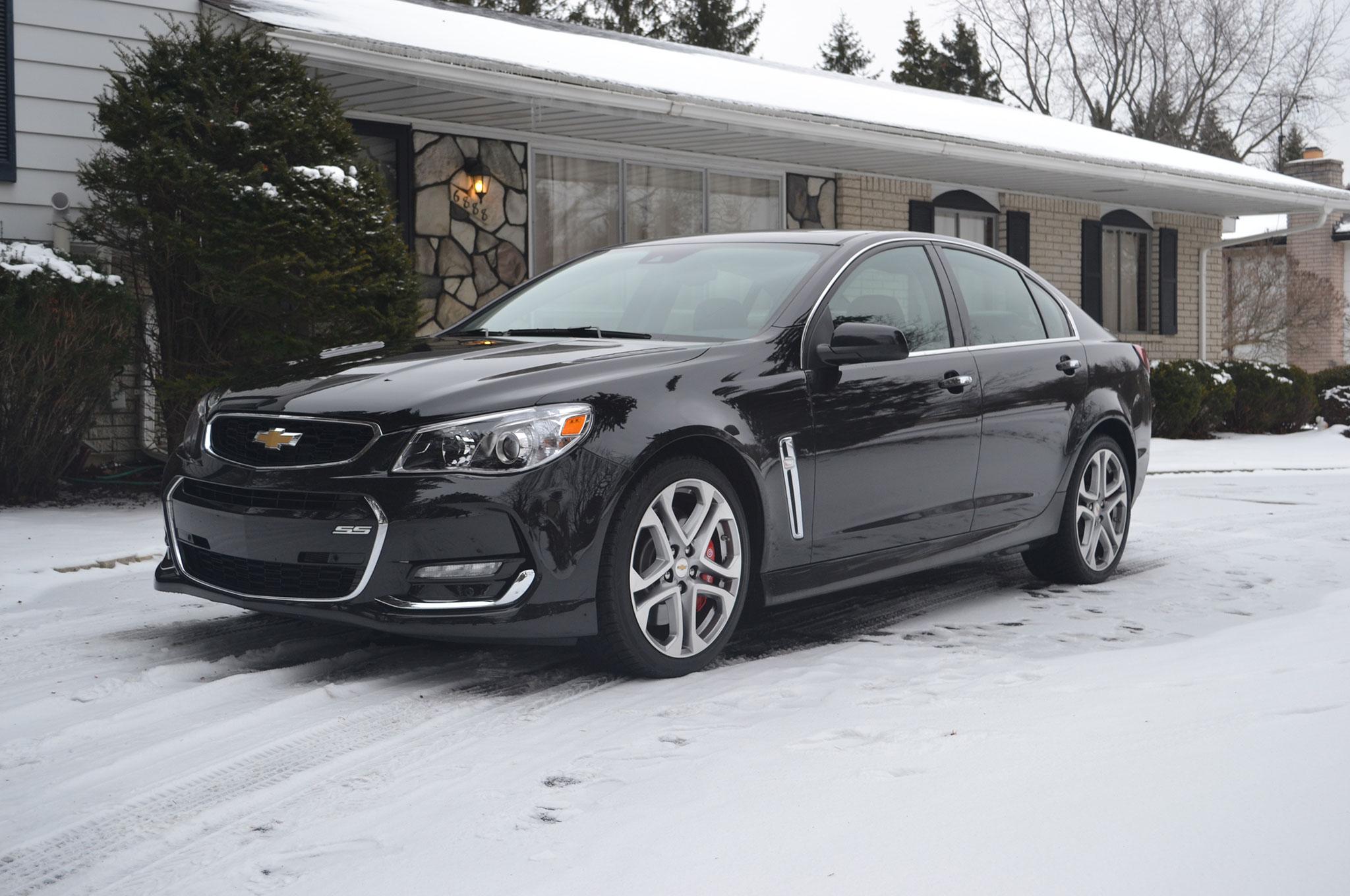 Detroit to Daytona in a 2016 Chevrolet SS | Automobile Magazine