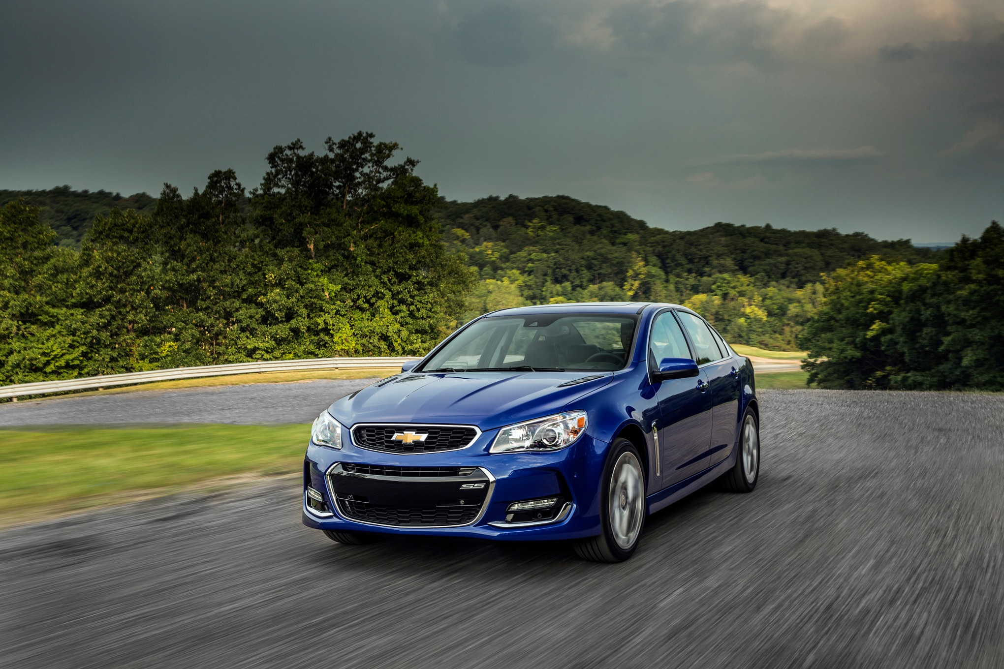 2016 chevrolet ss review