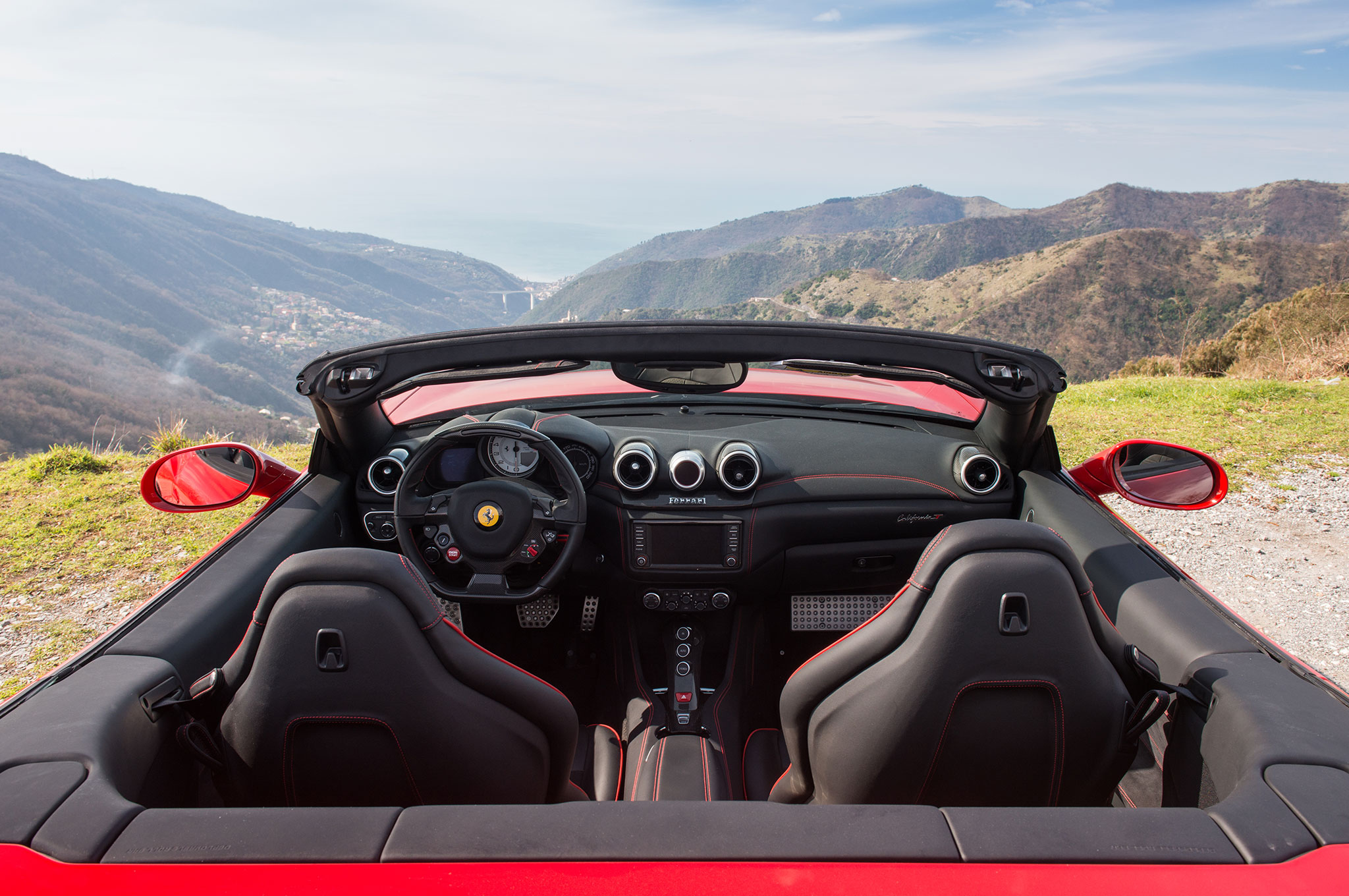 One Weekend With 2016 Ferrari California T Automobile Magazine