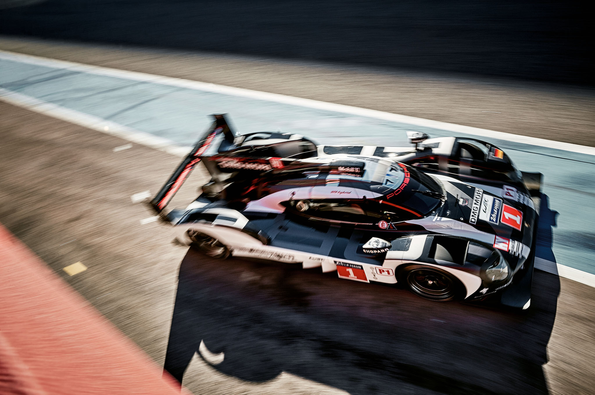 Porsche 919 Hybrid Loses Power Gains Aerodynamic Updates For 2016