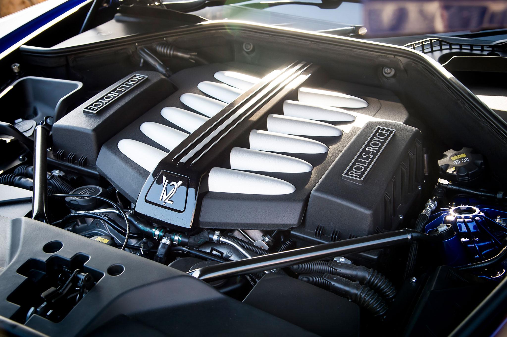 2016 rolls royce dawn first drive review for Rolls royce phantom motor