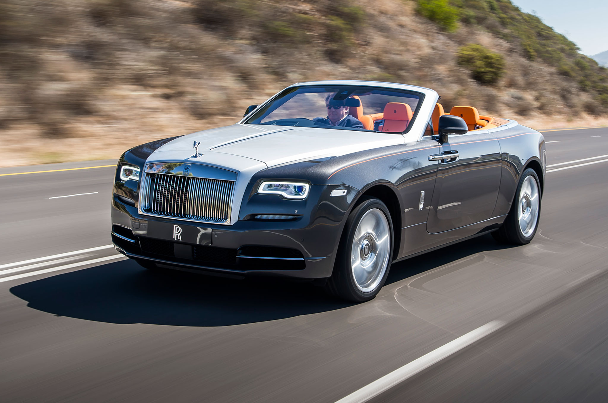 2016 Rolls-Royce Dawn First Drive Review