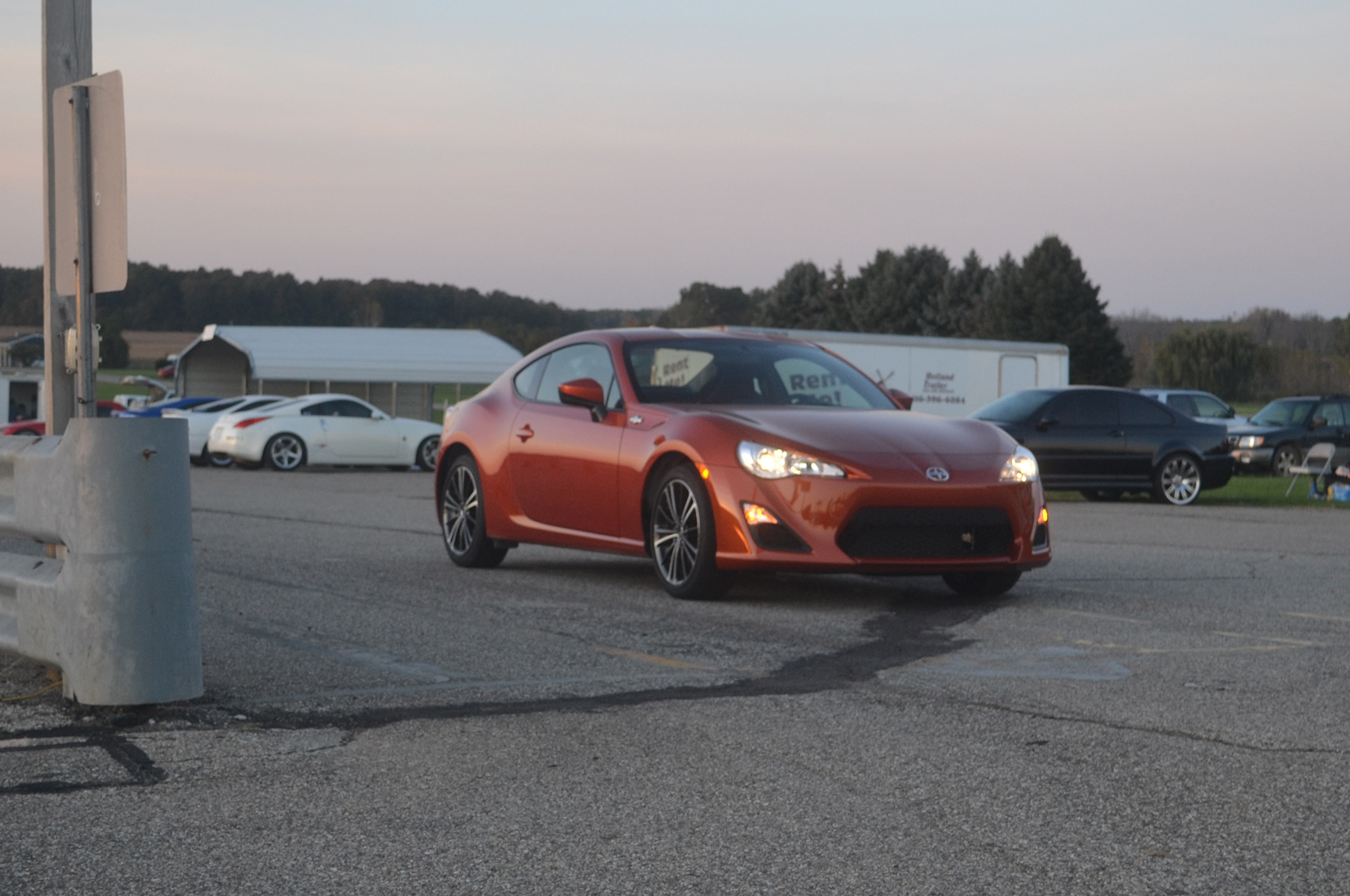 2016 Scion Fr S Track Day Review