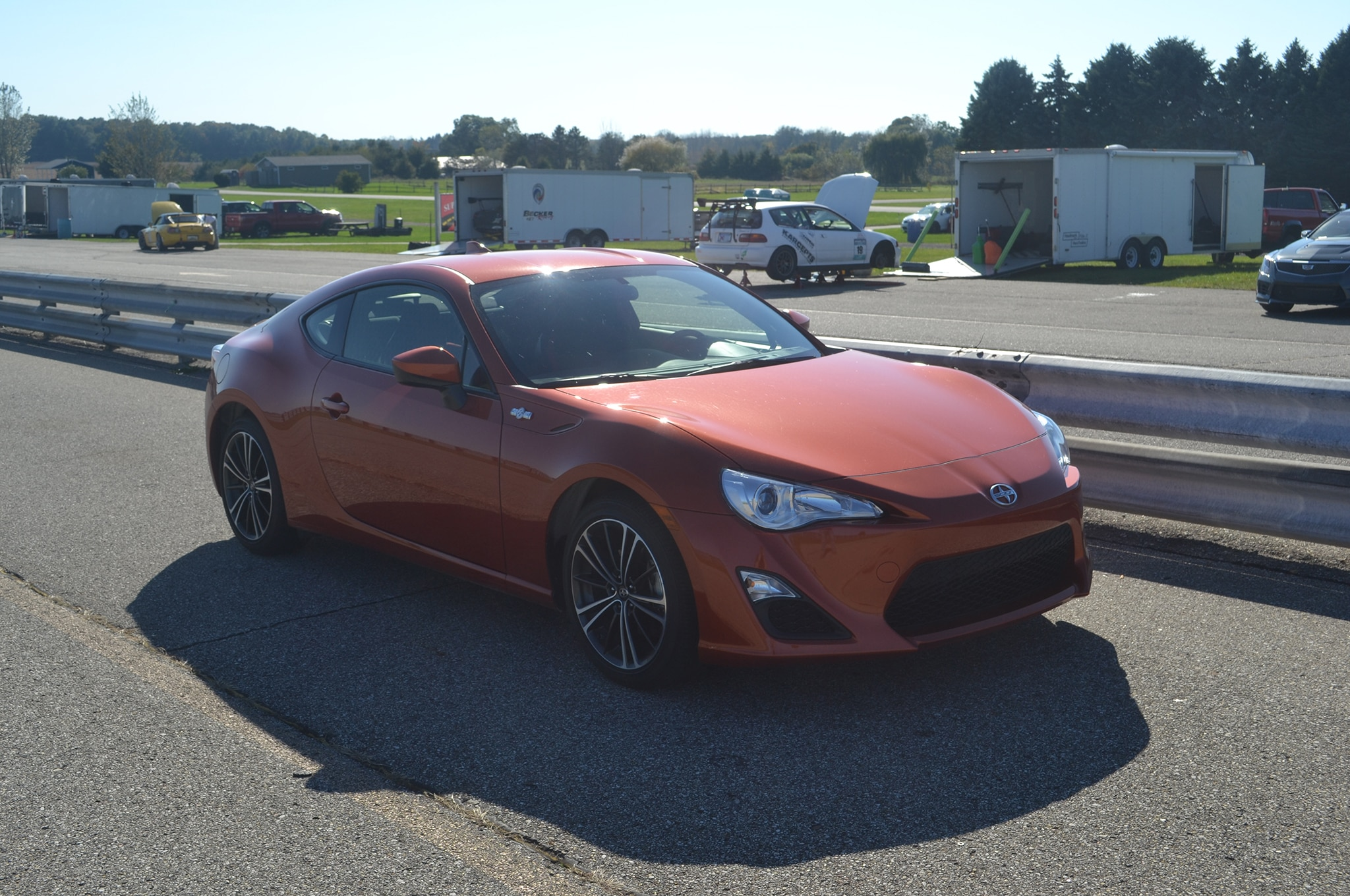2016 Scion Fr S Track Day Review Smart Roadster Fuse Box Show More