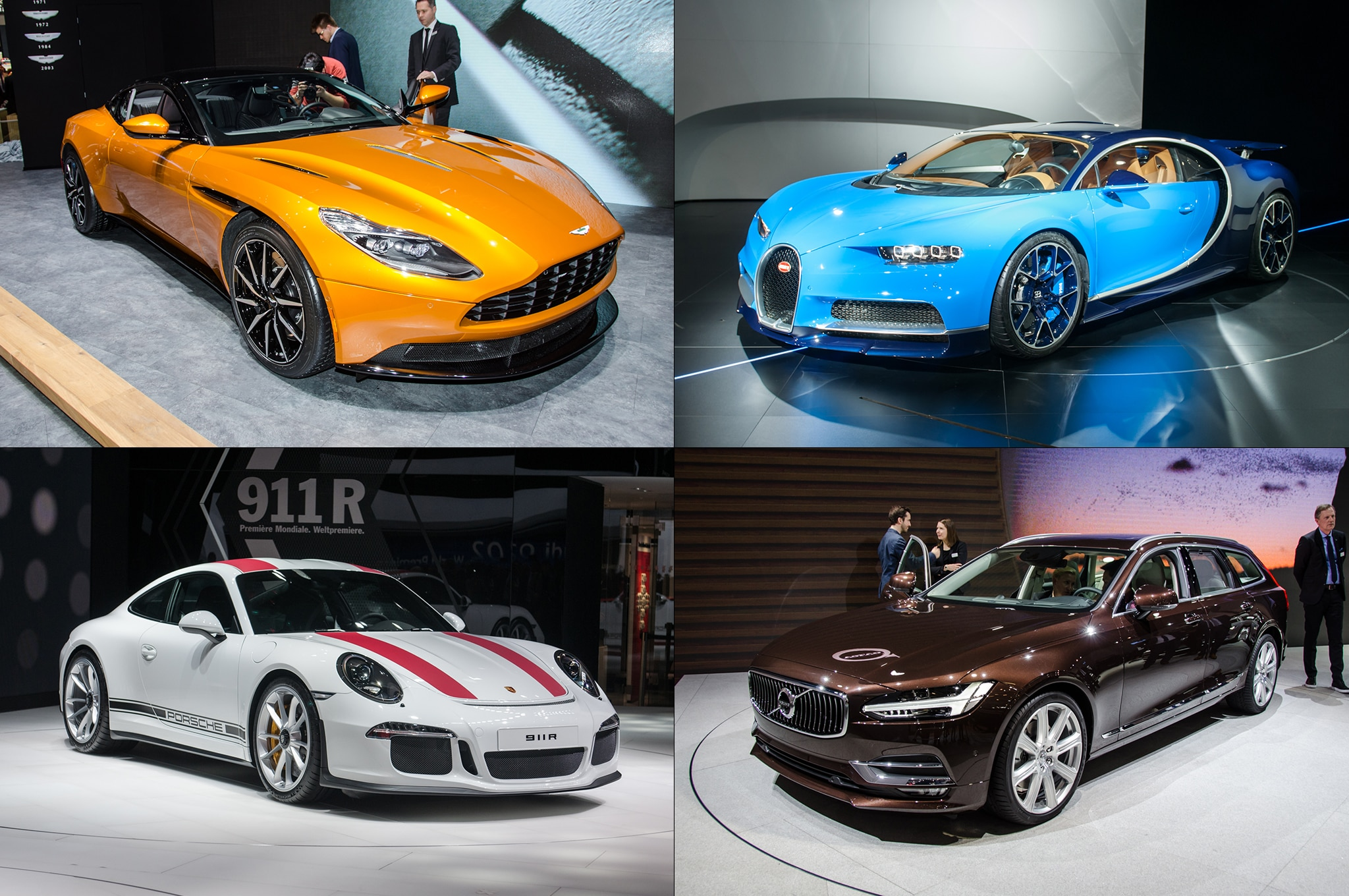2016 Geneva Hits Misses Revelations