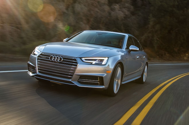 Audi A T TFSI Quattro Review - Audi a4 review