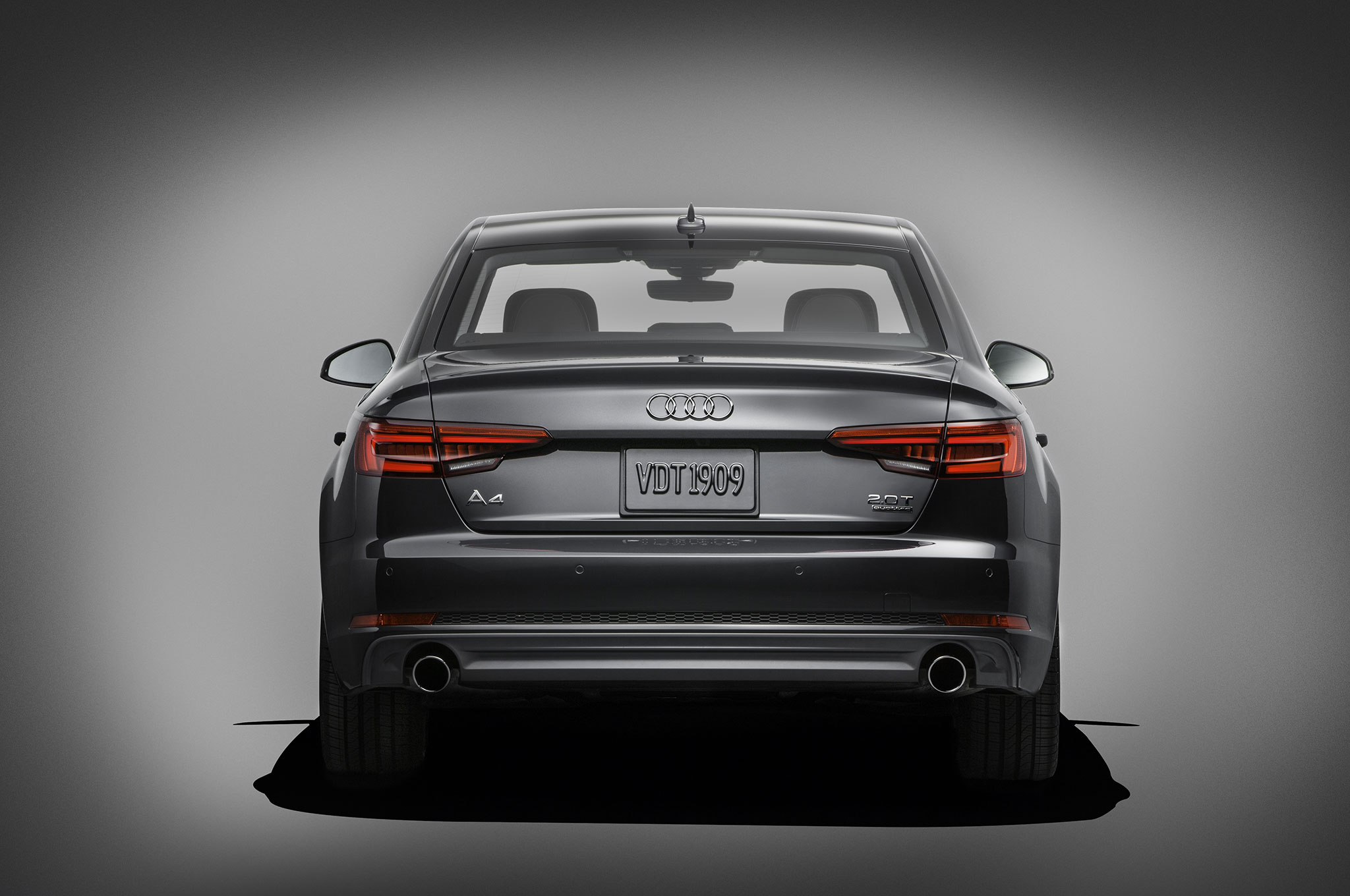 2017 Audi A4 2 0t Tfsi Quattro Review