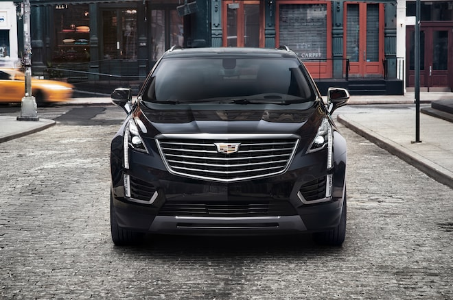 2017 Cadillac XT5 Front End 03