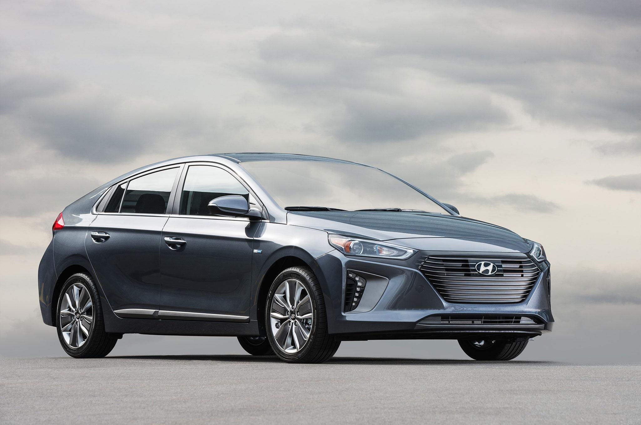 2017 Hyundai Ioniq Hybrid Plug In Electric Revealed 1984 Chevy Engine Diagram Show More