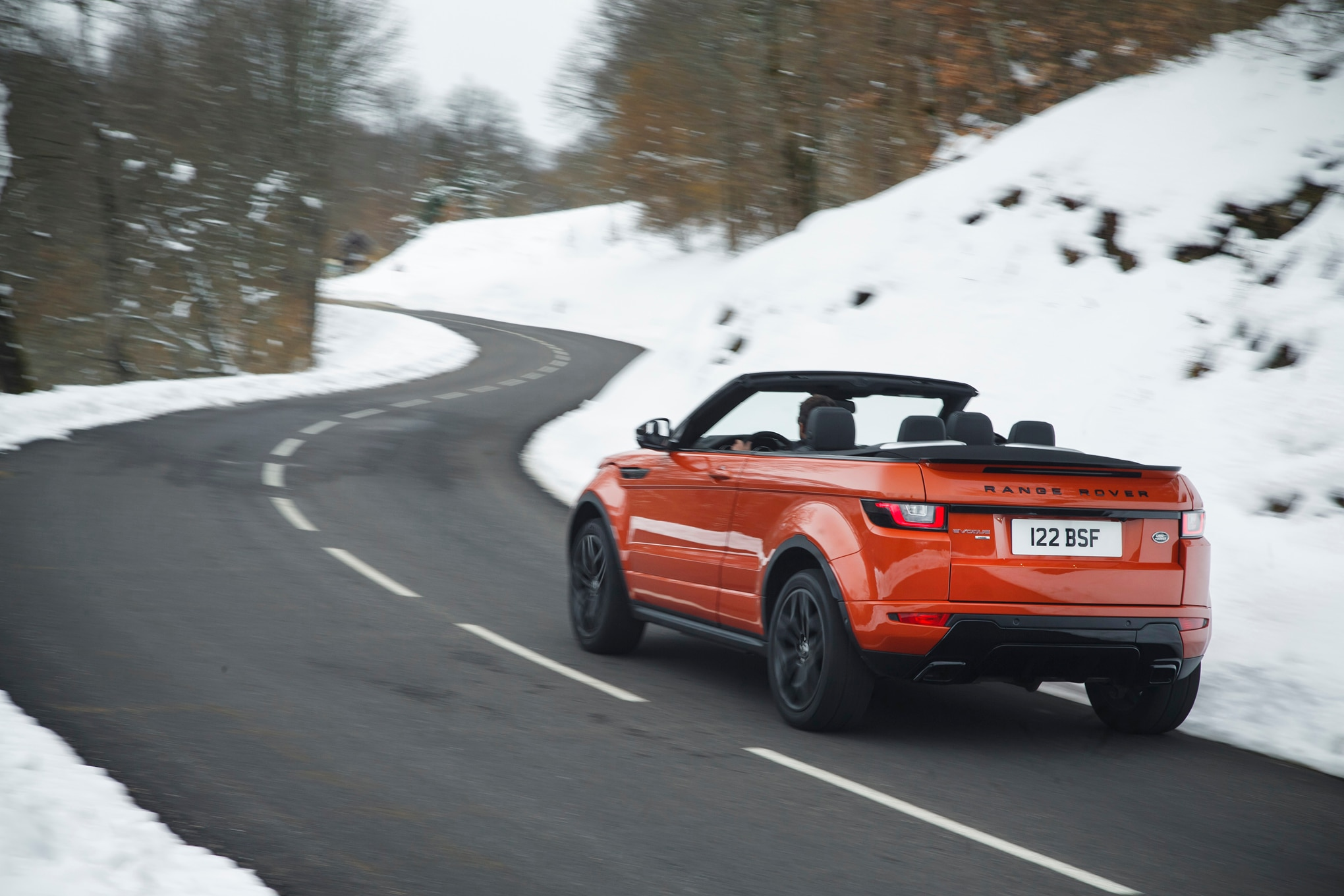 Quick Take: 2016 Range Rover Evoque Convertible HSE Dynamic