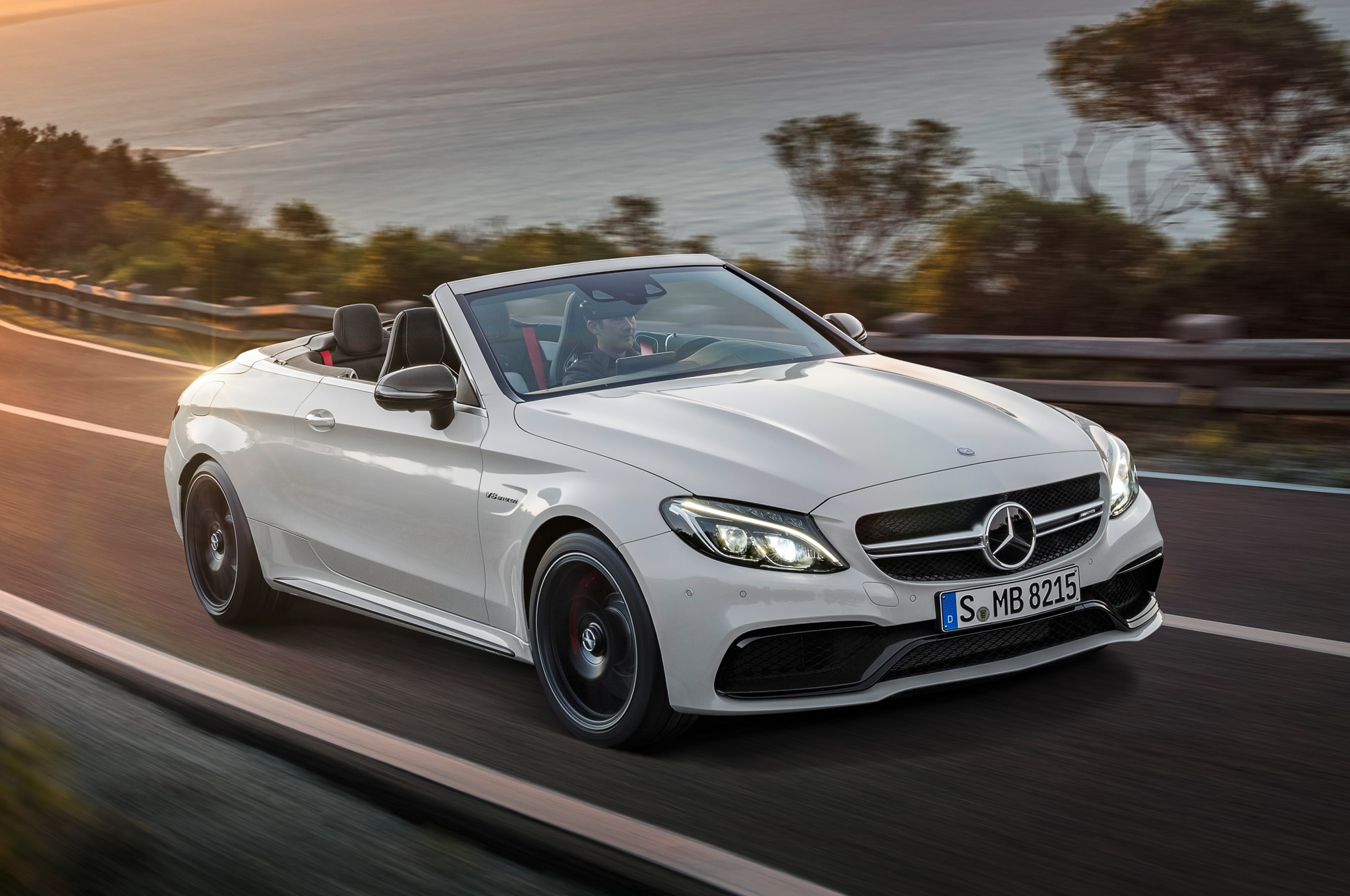 2017 Mercedes Amg C63 Cabriolet Revealed At 2016 New York Auto Show Alfa Romeo 166 Wiring Diagram With