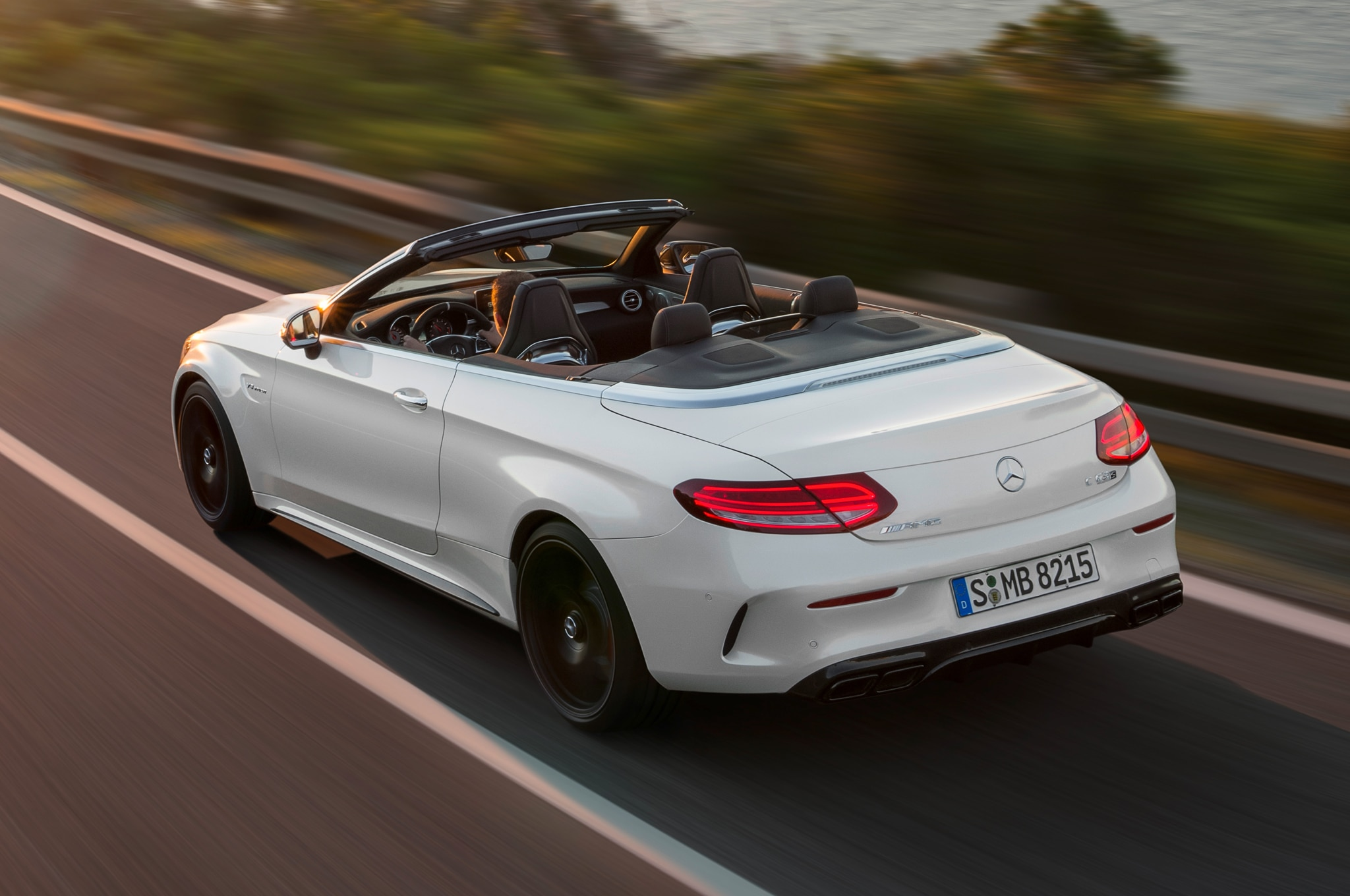2017 Mercedes-AMG C63 Cabriolet Revealed at 2016 New York Auto Show