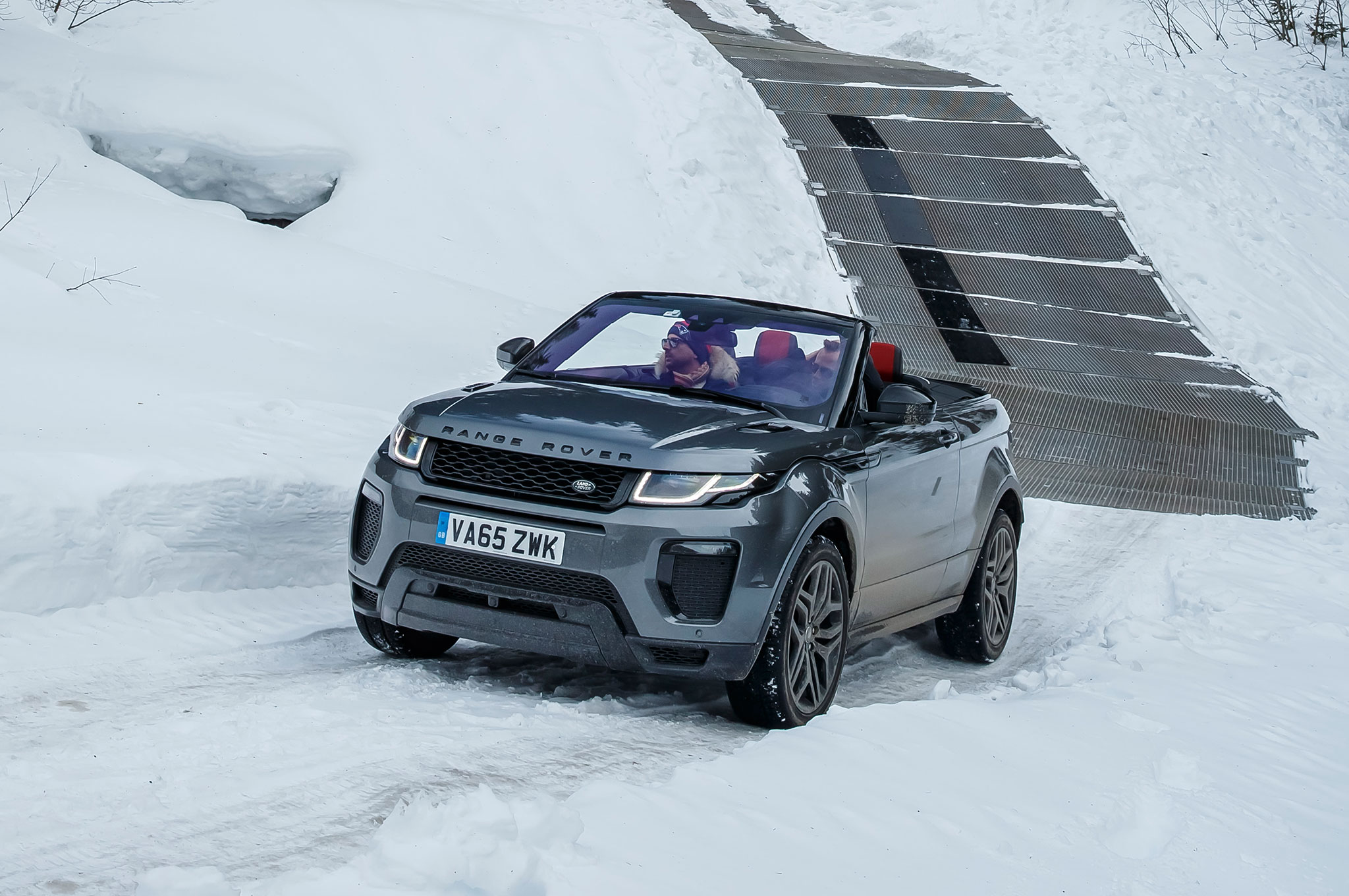 Price Of Range Rover 2017 >> 2017 Range Rover Evoque Convertible Review