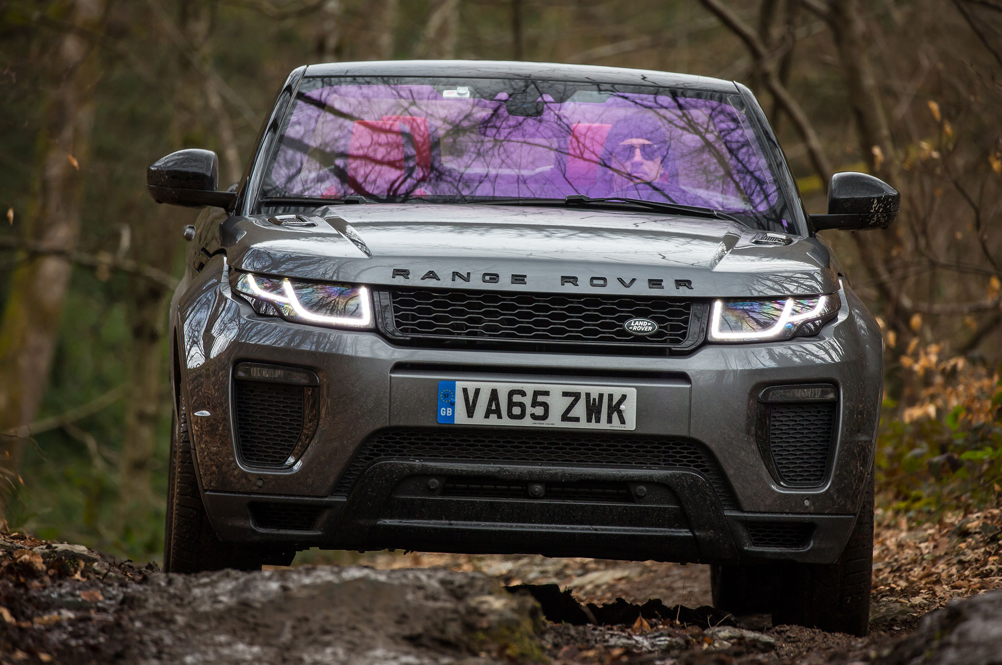 2017 Range Rover Evoque Convertible Review Track Rod Show More