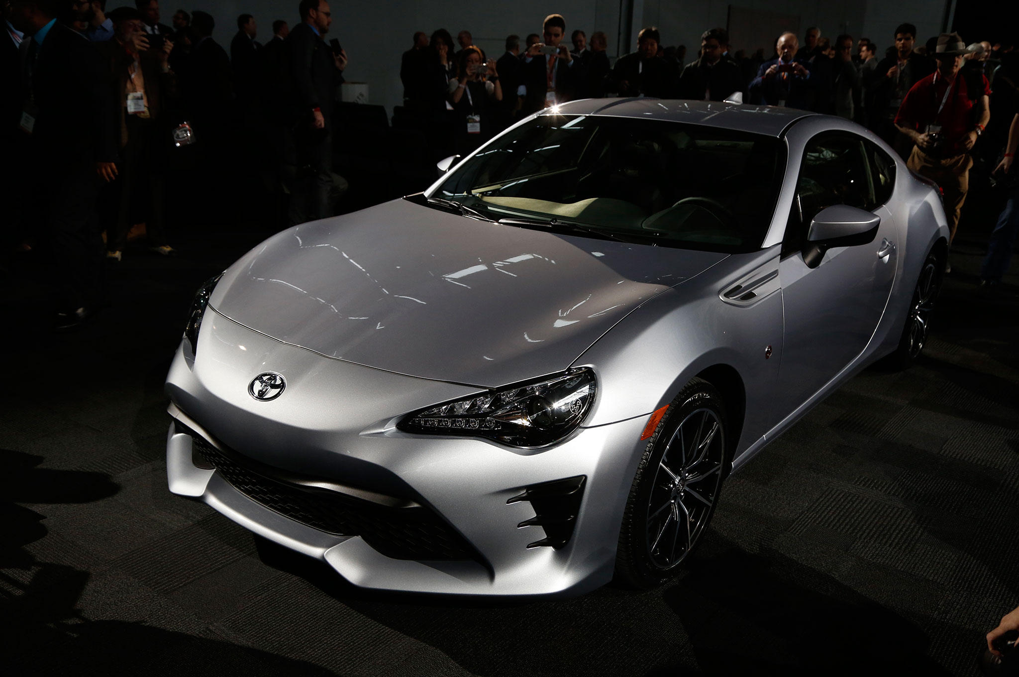 2017 Toyota 86 Revealed For New York The Scion Fr S Gets