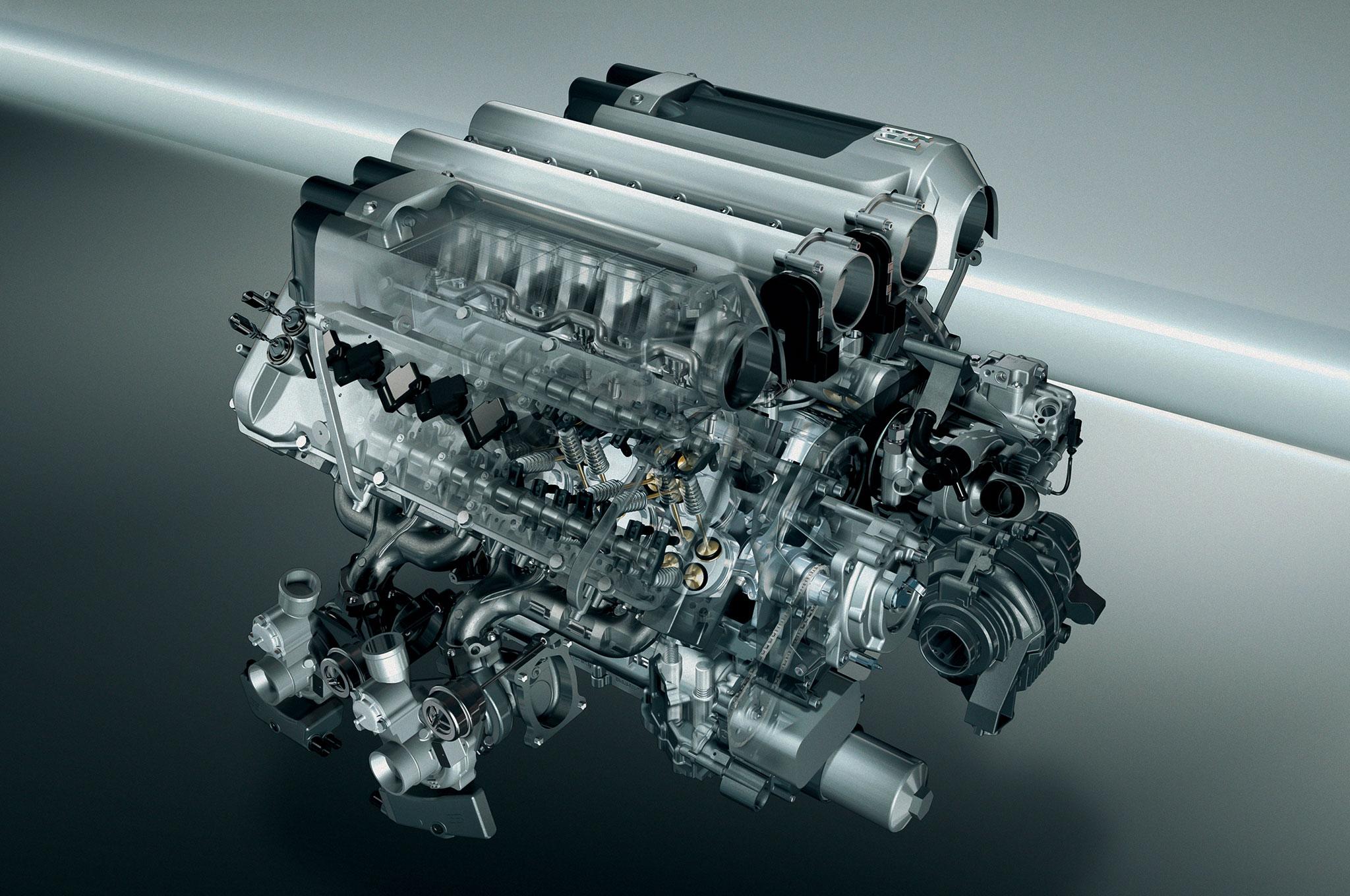 2005 Bugatti Veyron EB 16.4 Review