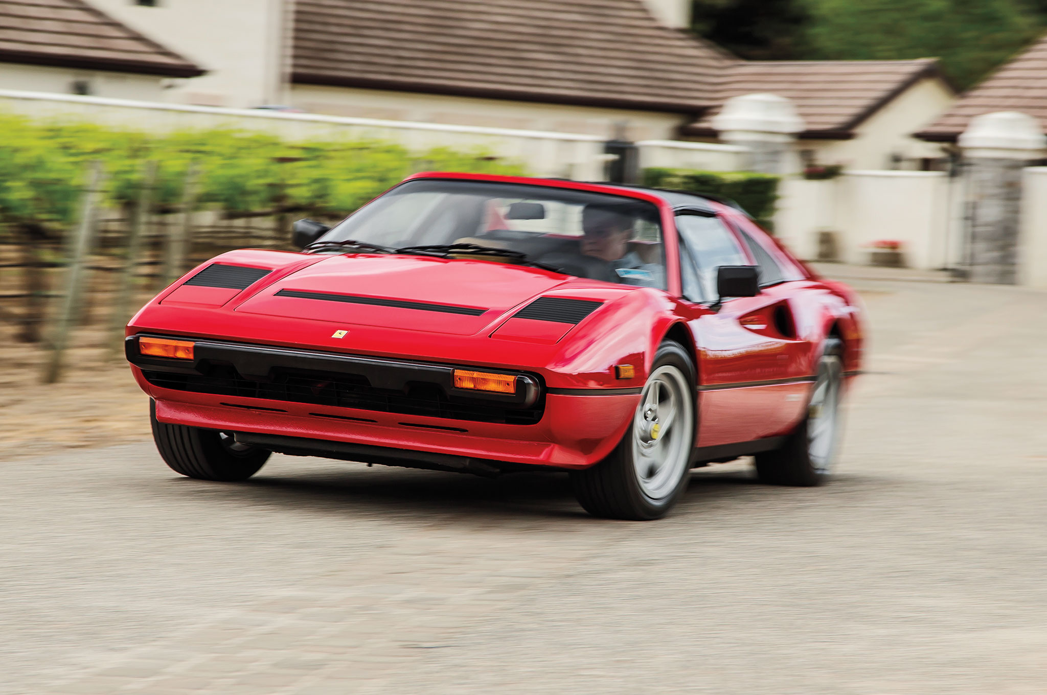 When Magnum P I Met Mister Two Ferrari 308 Vs Toyota Mr2