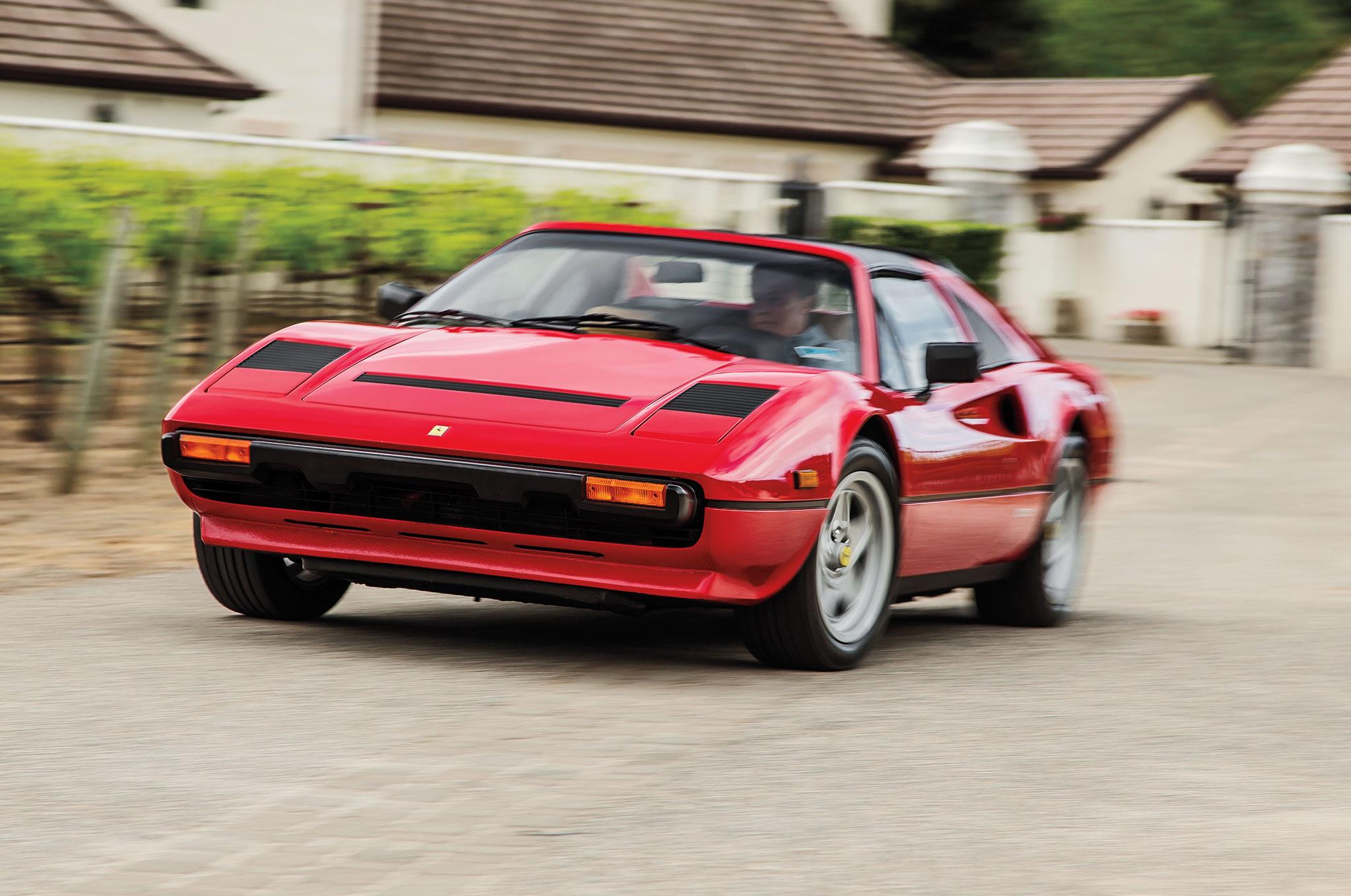 Ferrari Vs Toyota >> When Magnum P.I. met Mister Two.: Ferrari 308 vs. Toyota MR2