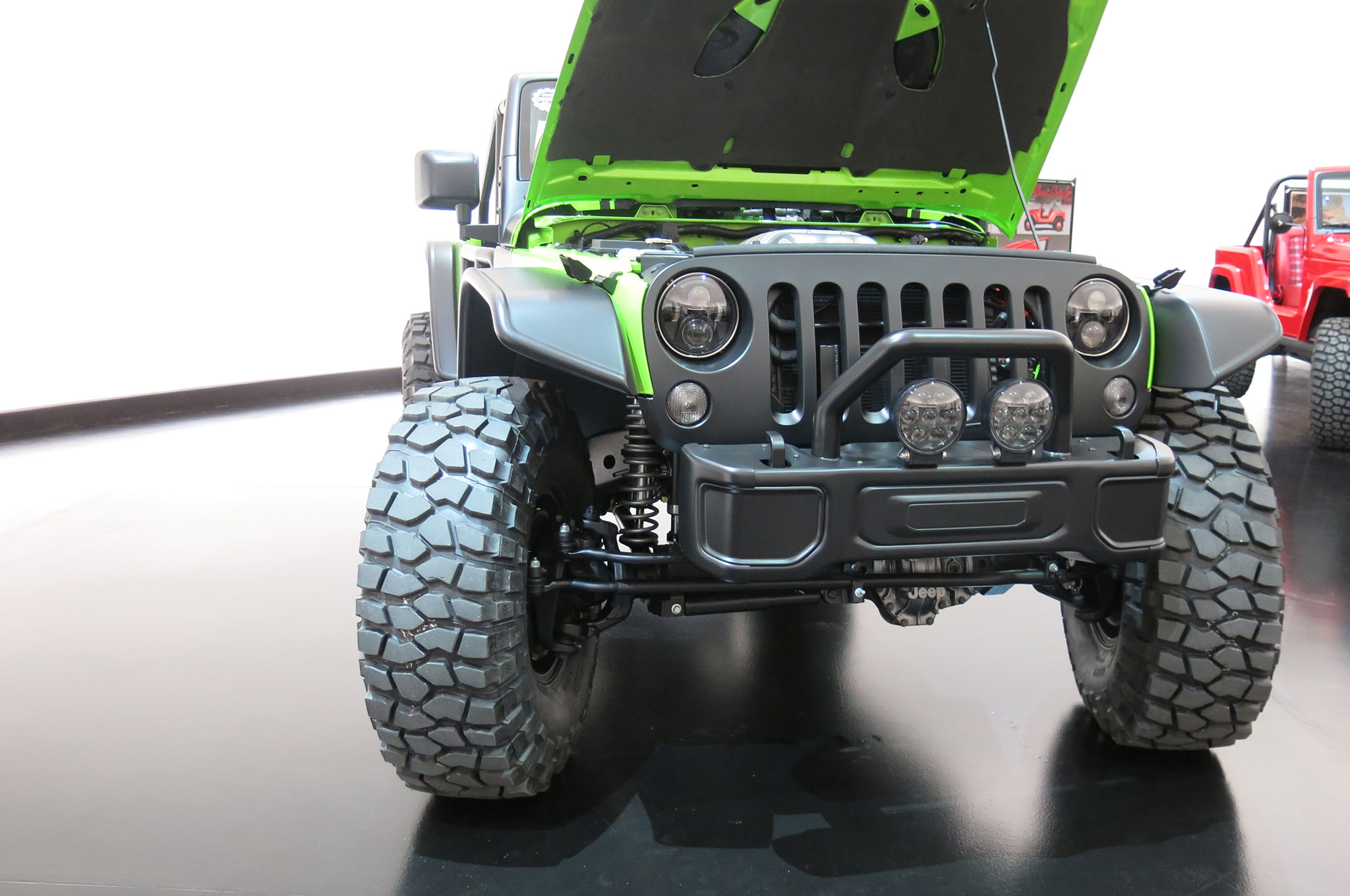 Jeep Trailcat Concept Headlines 2016 Moab Easter Safari ...