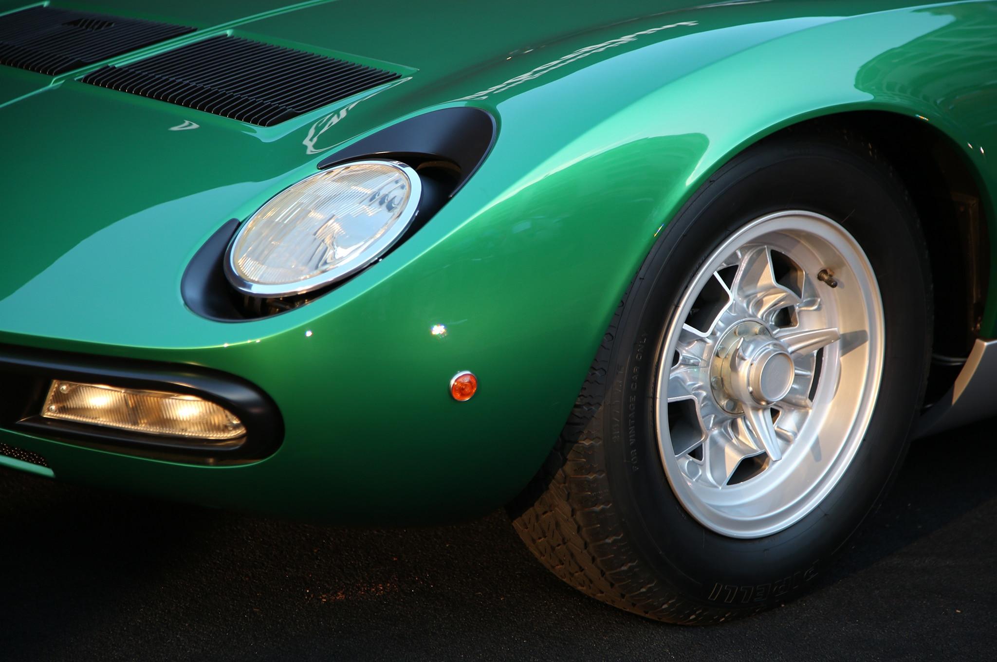 Here S What The New Lamborghini Miura Should Look Like