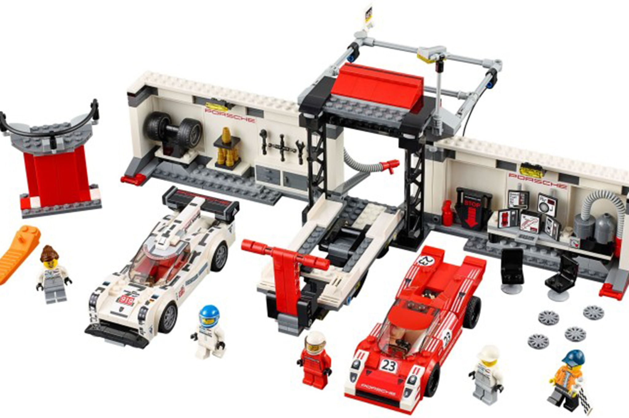 New Lego Speed Champions Sets Bring Out Our Inner Kid