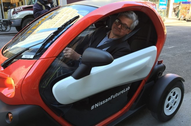 Nissan New Mobility Concept with Todd Lassa