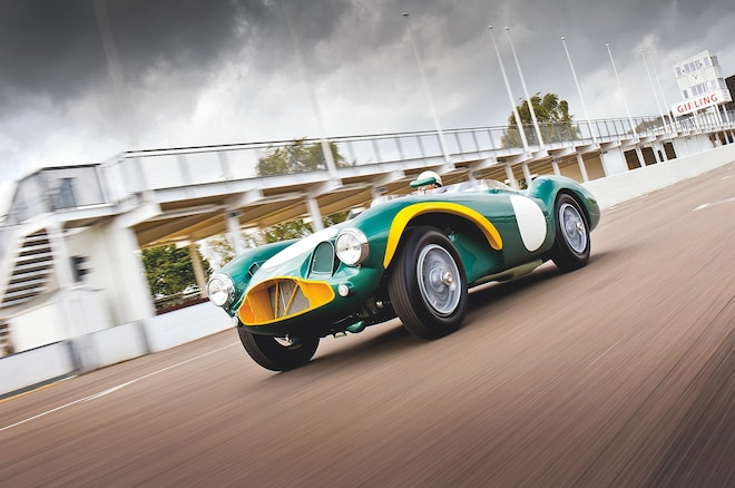 Ex Works 1953 Aston Martin Db3s Expected To Sell For 10 Million